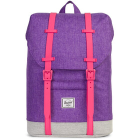 Herschel Retreat Backpack Children purple
